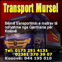 Transport Murseli ne Gjermani